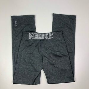 Reebok Flare Yoga Pants Grey XS